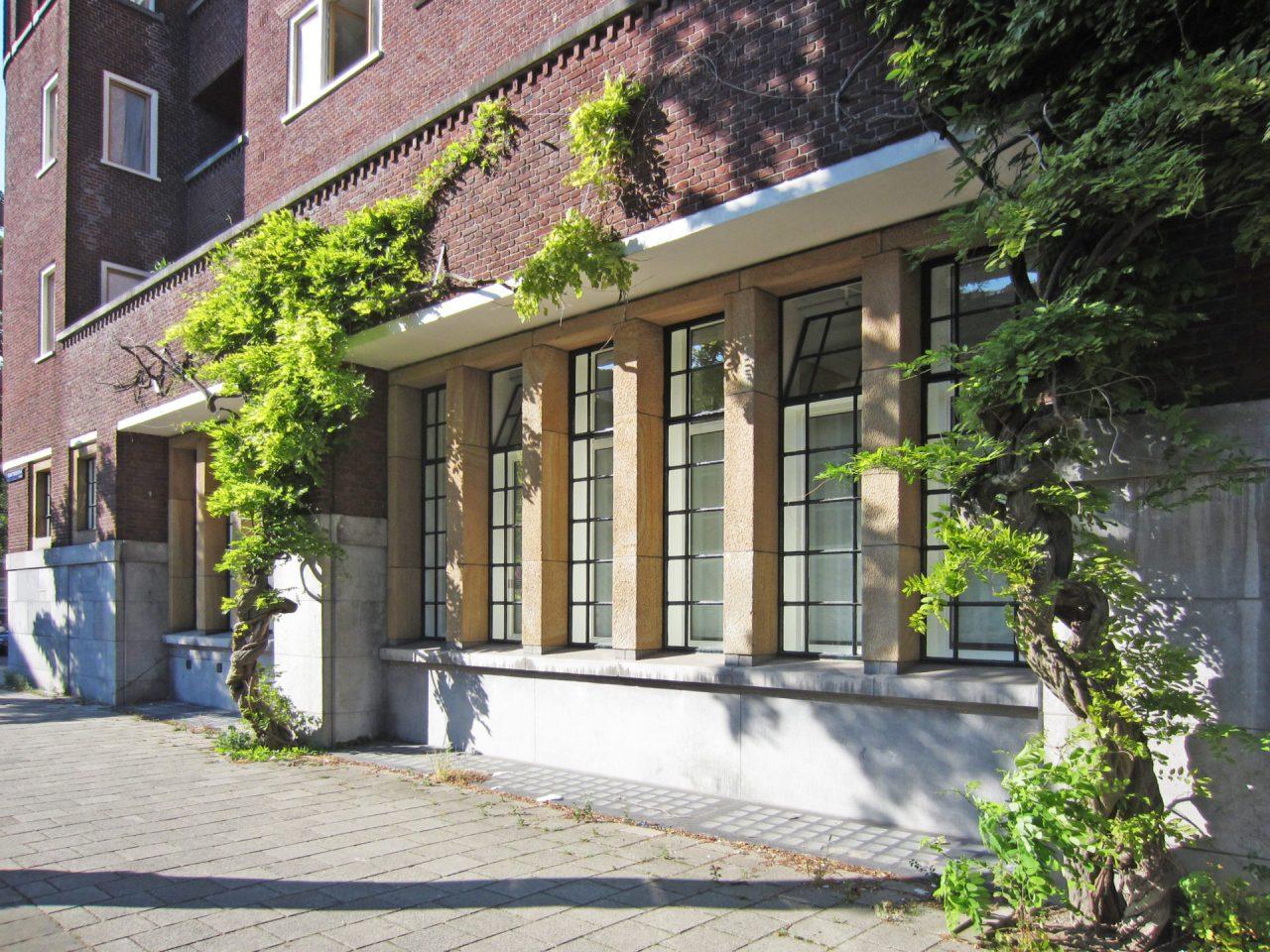 verbouwing postkantoor medisch centrum roelof hart