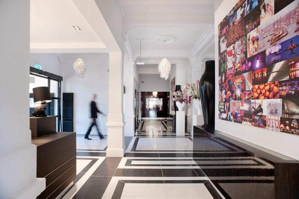 nieuwbouw project manor hotel burgerziekenhuis