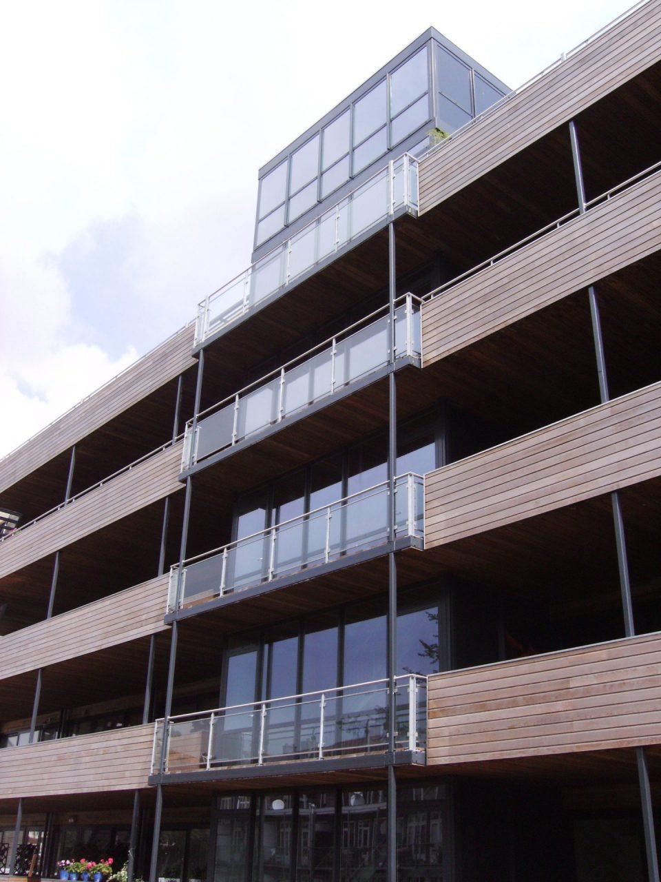 Sloterstyn nieuwbouw vernieuwbouwproject