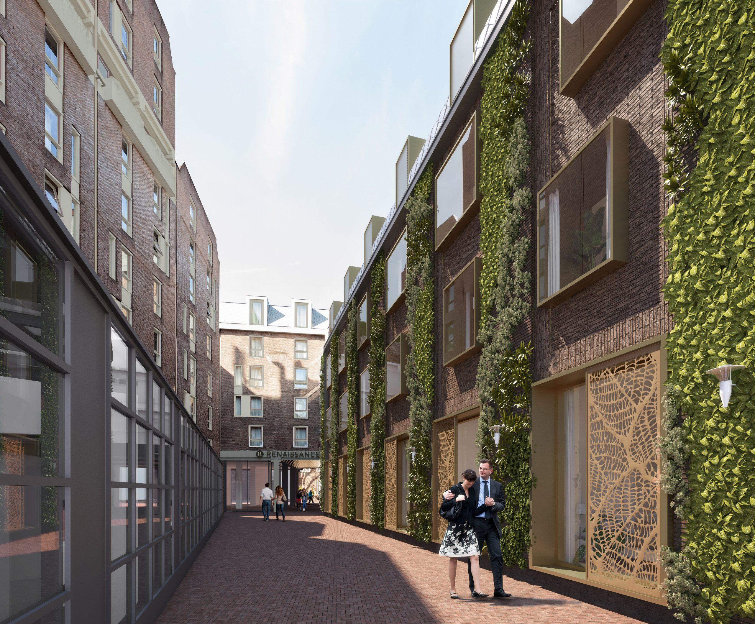 renaissance hotel d  update Kentie & Partners Archtekten